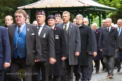16 ILF Nov Remembrance Day 0024