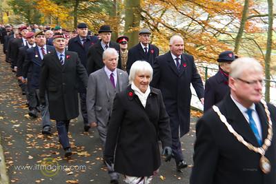 16 ILF Nov Remembrance Day 0011