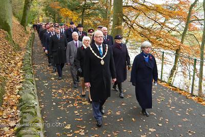 16 ILF Nov Remembrance Day 0010