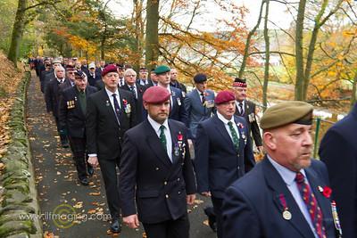 16 ILF Nov Remembrance Day 0013