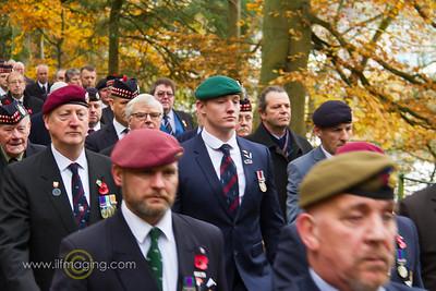16 ILF Nov Remembrance Day 0012