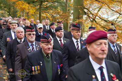 16 ILF Nov Remembrance Day 0014