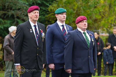16 ILF Nov Remembrance Day 0028