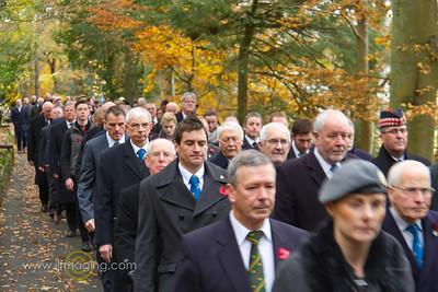 16 ILF Nov Remembrance Day 0017