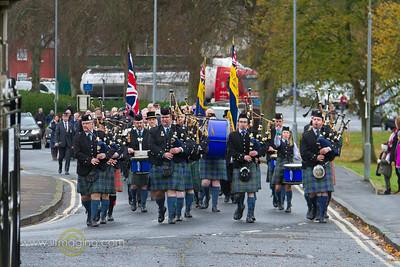 16 ILF Nov Remembrance Day 0003
