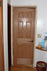 Bathroom Door Untrimmed