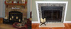 Bliss Fireplace Before & After