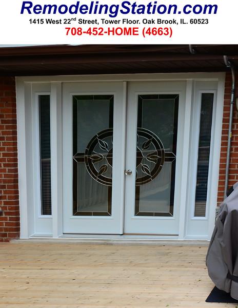 Ross Door Outside