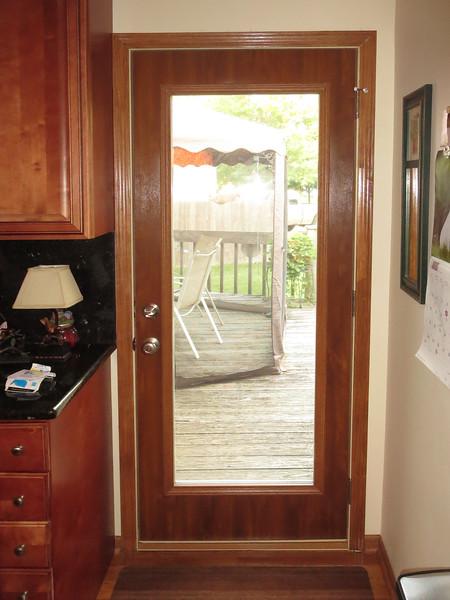 Myers Full View Rear Door