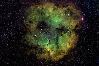 IC1396 The Elephant Trunk