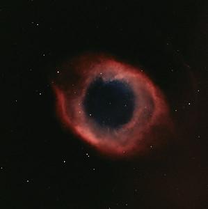 The Helix Nebula NGC7293
