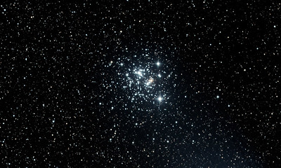 NGC4755 The Jewel Box Cluster
