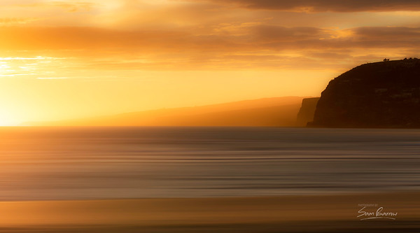 Sunrise on South Shore