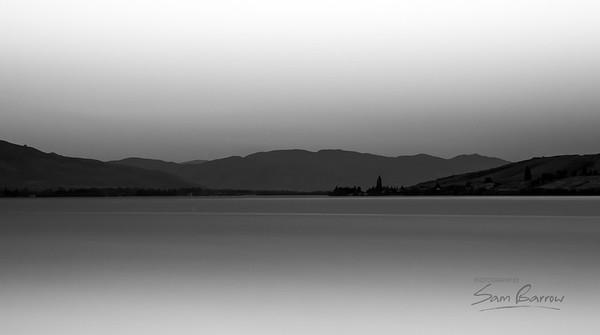 Lake Dunstan Sunset