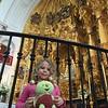 At the church in El Rocio in Spain near Sevilla.