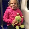 On the train near Munchen