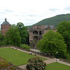 On our first full day we visited the castle in Heidelberg.