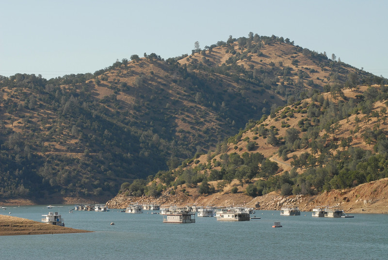 Camping Lake Don Pedro