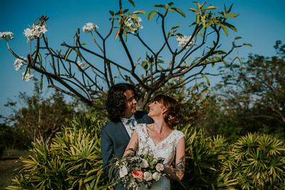 Renée & Carlos Reserva Conchal Wedding