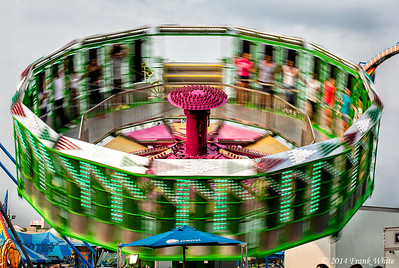 Titl-a-whirl At the Montgomery County Agricultural Fair