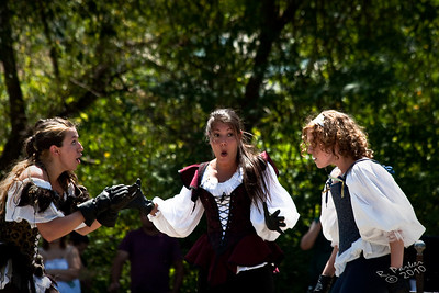 New York Renaissance Faire 2010 ..... The Living Chess Match