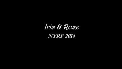 Iris & Rose @the NYRF
