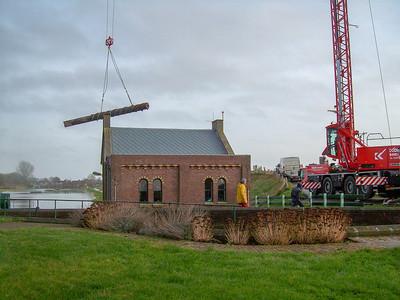 Renovatie Grote Molen in Schellinkhout