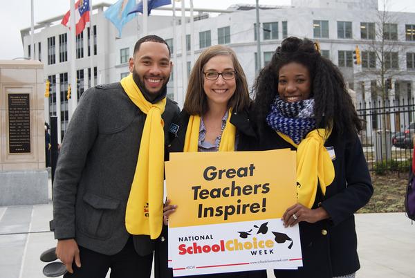 2016 Georgia Charter Schools Rally