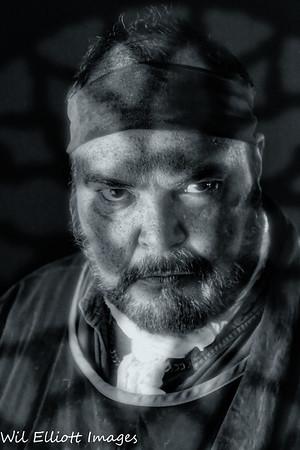 Ronald Coleman at NECCC2019 Character Photo Shoot