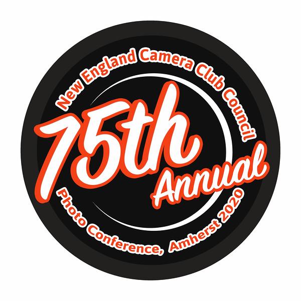 75th Logo by Katy Rogers KatyRogersArt@gmail com