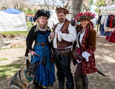 High Desert Pirate Invasion 3-18-2018