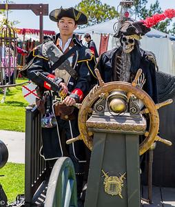 Long Beach Pirate Invasion 6-30-2018