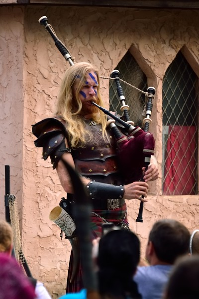 Mike McNutt  --  Highland Bagpipes