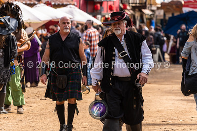 11/17/2018 Texas Renaissance Festival 44th ann. Highland Fling WKND