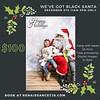 We've got Black santa