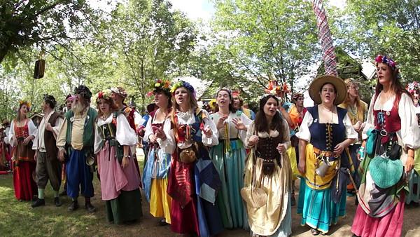 Bristol Faire Videos 2013