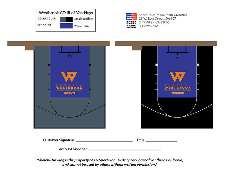 Westbrook CDJR of Van Nuys Rendering