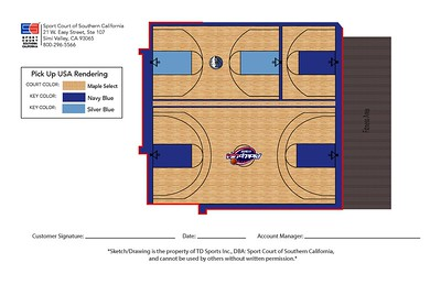 Pick Up USA Coppell Rendering