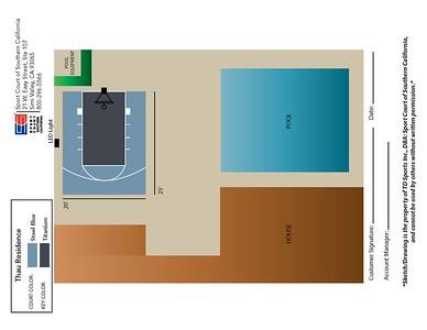Thau Residence Rendering