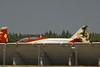 Patrulla Águila (Sasok Őrjárata, Spanyolország) a vezérgép - C-101