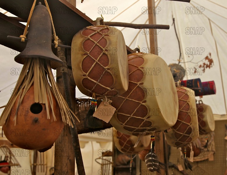 Bird House and Drums