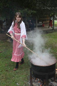 Making Apple Butter