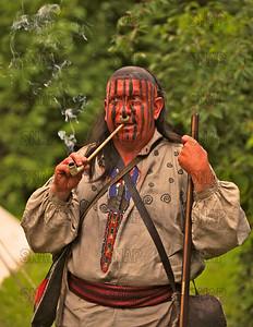 Delaware Indian (Reenactor)