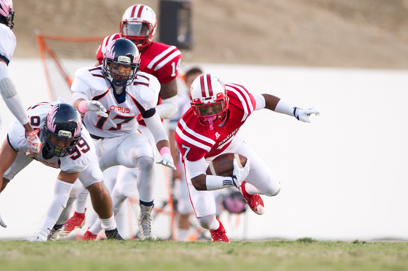 David Dennis / All-Star Sports Photography<br /> , at the Memorial Stadium on 10/10/15