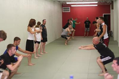 More squats!