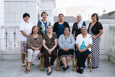 September  2014 Hispanic Retreat