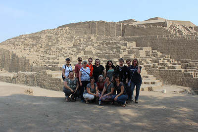 Peru Team Time