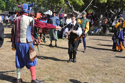 The Fourth Day of the Renaissance Pleasure Faire 17 April 2011