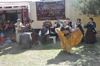 Ad Hoc Consort 8 April 2012