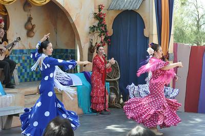 Herencia Flamenca 7 April 2012